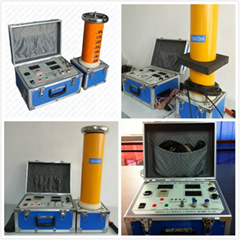 DC HV Generator Megger HV Tester 25 high voltage generator HV test equipment