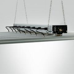 Grow Led Bar 640W 800W Grow Light Full Spectrum Red UV IR Plant Lighting Dimming