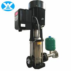 变频加压泵组不锈钢立式多级
