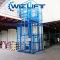 WIZ Hydaulic Lift Platform Four Post