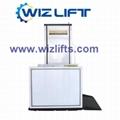 Hydraulic Wheelchair Lift Support