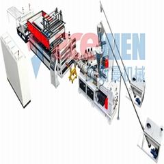 合成树脂瓦设备机器
