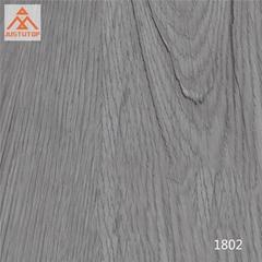 Wood grain waterproof SPC vinyl flooring