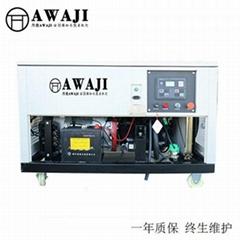 18KW多燃料汽油發電機四沖程AG18RSE