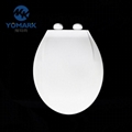 Pure PP Material BathroomToilet use fast close Toilet seat cover toilet s