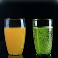 Sell Well clear cup glass handmade