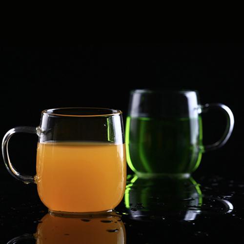 High Quality Durable Using Eco Friendly Glass Cups Coffee Cup Mug 2