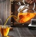 Glass Teapot Transparent Coffee Pot Borosilicate Glass Coffee Tea Set  3