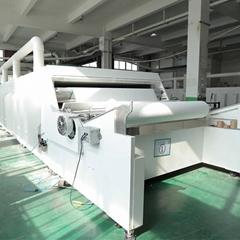 High Standard 1600mm Offline Water Electret Non Woven Machine V.0