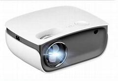 projector 3D famous HD bedroom mini smart projection