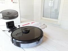 Roborock S6 MaxV Smart Mopping Robot Vacuum Cleaner