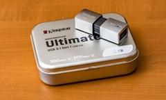 Original New Kingston Digital DataTraveler 2TB Ultimate GT USB 3.1 Flash Drive