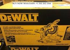 Dewalt DWS780R 120V 12 inch Dual Bevel Sliding Compound Miter Saw