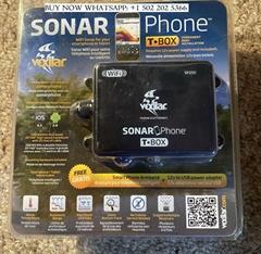 Vexilar SP200A SonarPhone T-Box Permanent Installation Pack