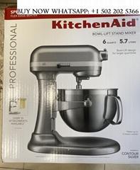 KitchenAid Professional 600 Series 10speed 6Qt Bowl Lift Stand Mixer, Si  er