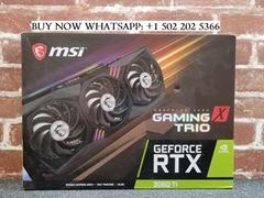 MSI GeForce RTX 3060 Ti GAMING X TRIO 8GB GPU Graphics Card