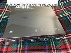 New The Bluesound NODE *BLACK* with HDMI