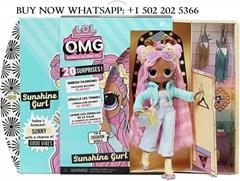 LOL Surprise OMG Sunshine Gurl Fashion Doll Set with 20 Surprises  (Hot Product - 1*)