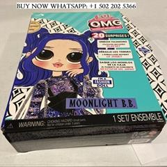 LOL Surprise OMG Moonlight B.B. Fashion Doll 20 Surprises