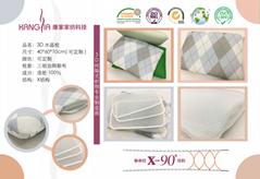 3D網眼夏涼枕