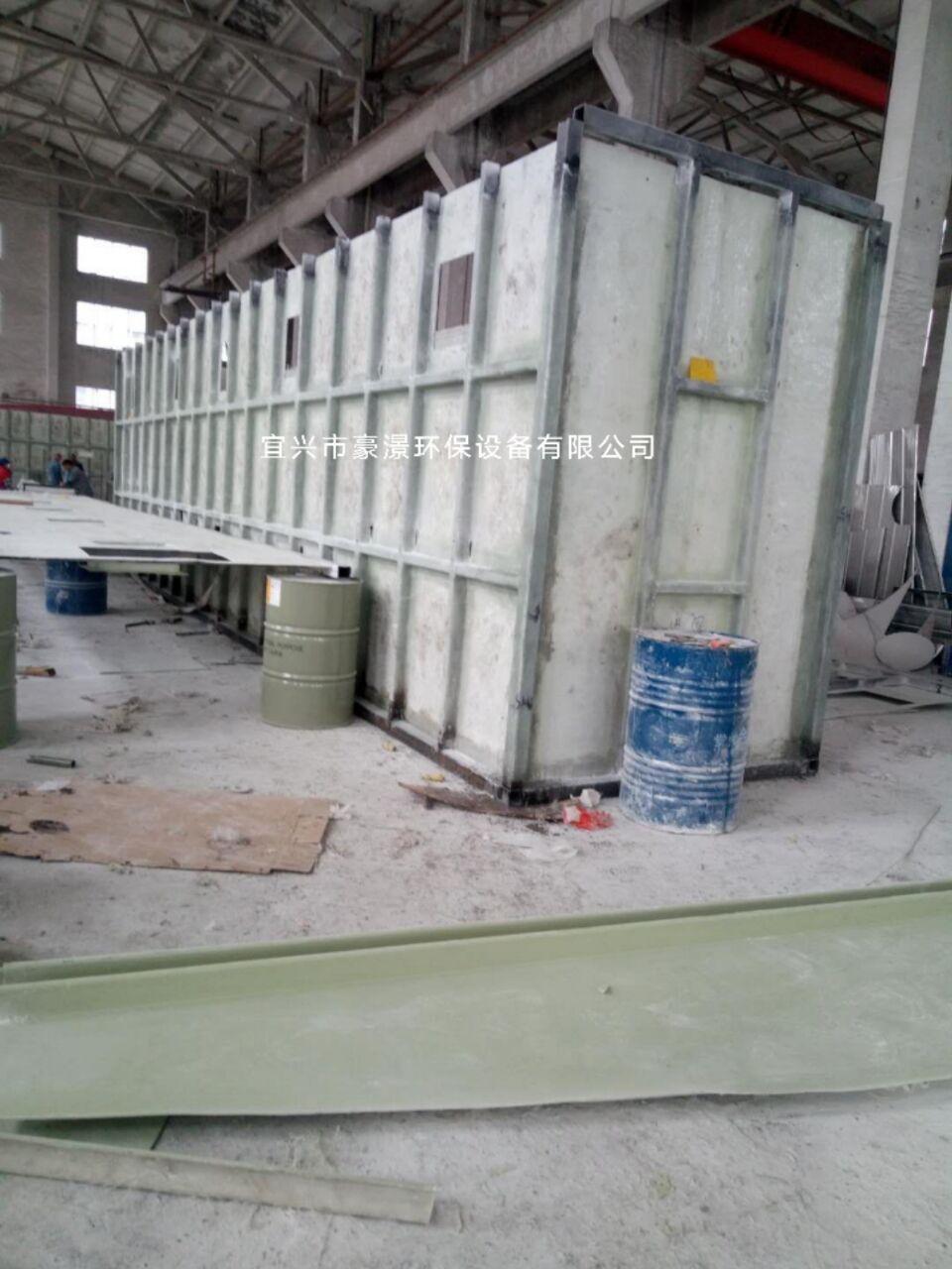 生物除臭系統污水廠除臭設備 2