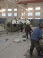 玻璃鋼碱洗塔有機廢氣處理裝置 2