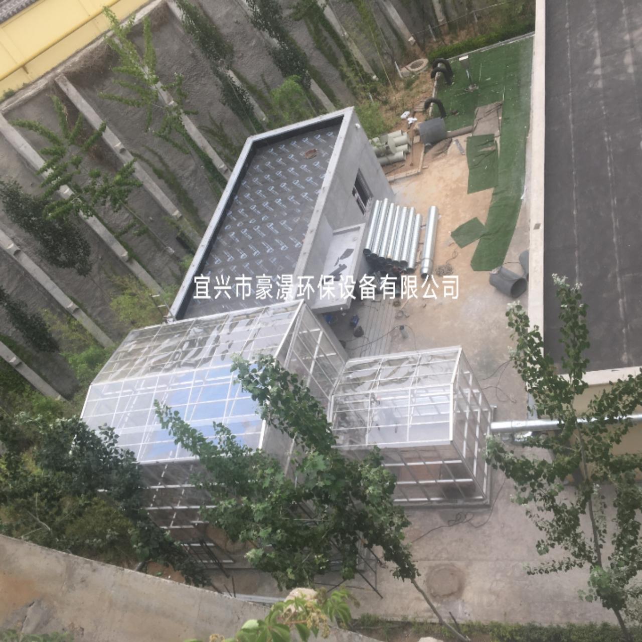 活性氧廢氣淨化裝置垃圾填埋場污水泵站除臭設備 4