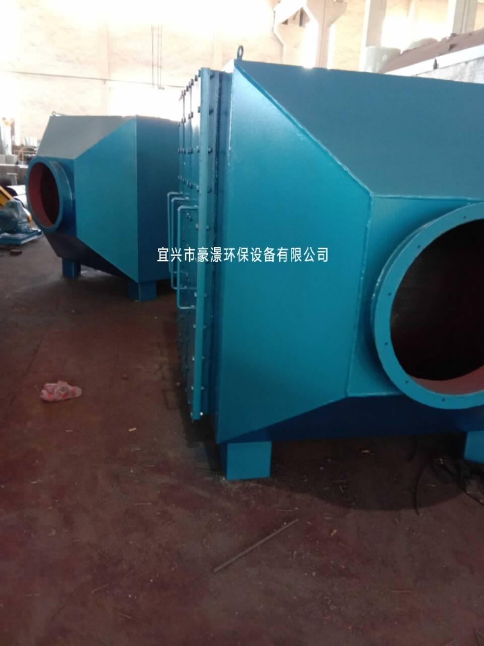 山東活性炭除臭設備青島活性炭吸附箱 1