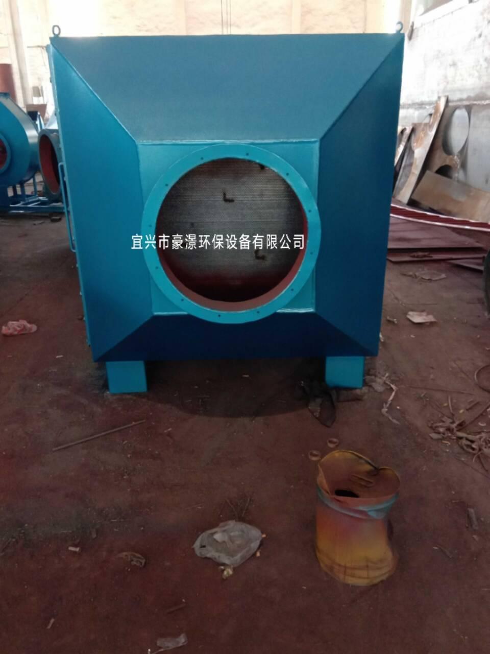 山東活性炭除臭設備青島活性炭吸附箱 5