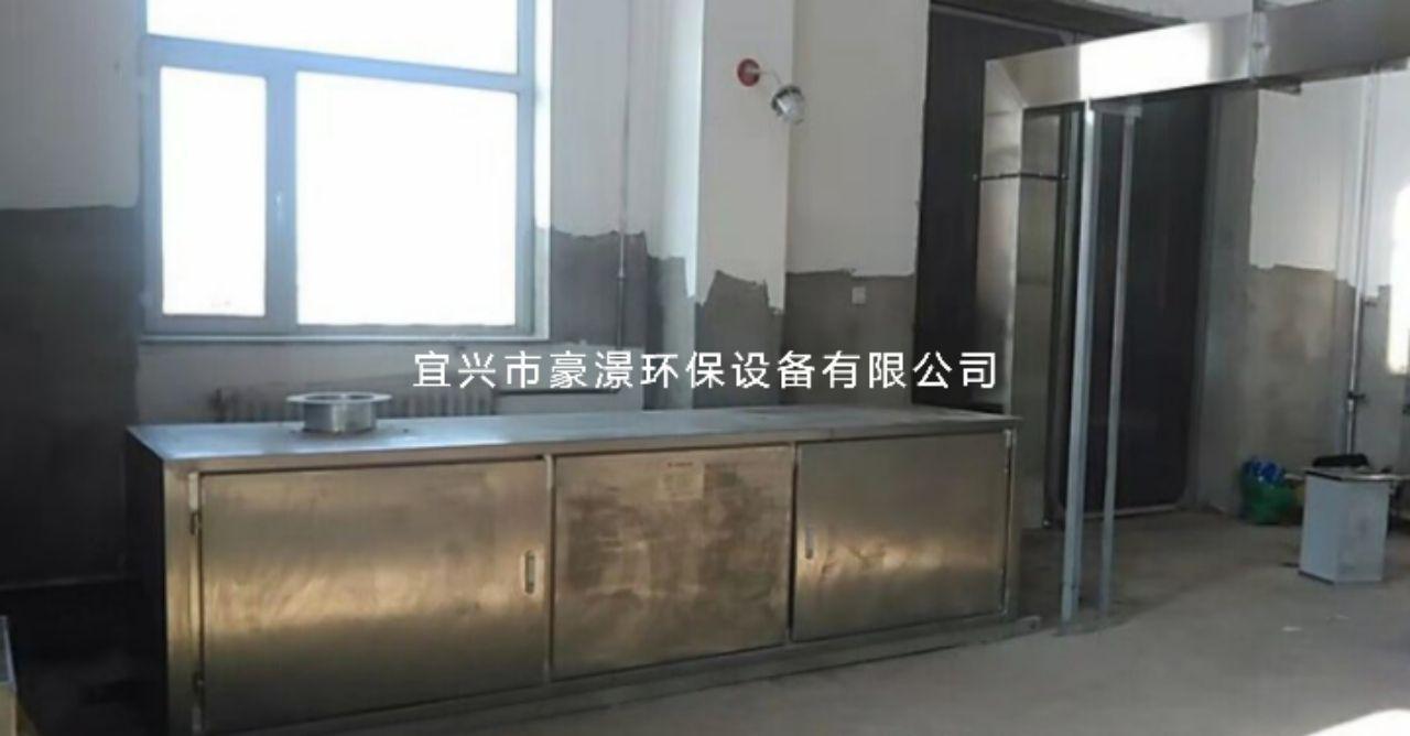 活性氧離子除臭設備污水泵站離子除臭系統方案 5