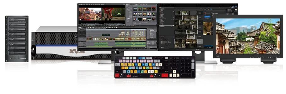 圖文視音頻高級編輯系統 非線性工作站 2