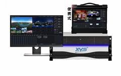 4K UHD LiveX超融合媒體製作系統