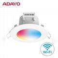 LED DIY G3 DOWN LIGHT led downlights 5W ,LED DIY ceiling lights, 400lm home ligh