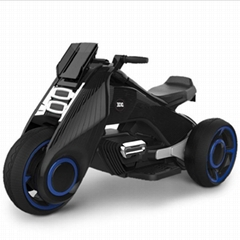 The latest fashion children's electric motorcycle car men's and women's children