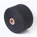 Keshu Ne 6/1 Black dyed recycled Bended knitting yarn for working glove yarn 2