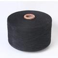 Keshu Ne 6/1 Black dyed recycled Bended knitting yarn for working glove yarn 3