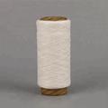 Keshu recycled polyester cotton 70/30 yarn raw white NE6S gloves yarn 2
