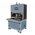 Semi-auto Cup Mask Ultrasonic Trimming Welding Machine