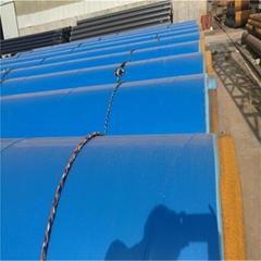 FBE熱熔結環氧樹脂粉末防腐鋼管,塗塑鋼管