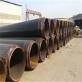 預制直埋聚氨酯發泡保溫鋼管、熱