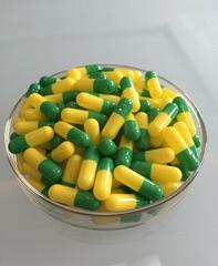 Soybean phospholipid softgel lecithin helps reduce blood lipids