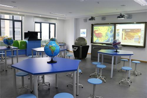 數字化曆史地理專用教室及設備 3