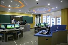 計算機網絡化多媒體教室