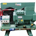 4TES-9 Bitzer refrigeration condensing unit for cold storage
