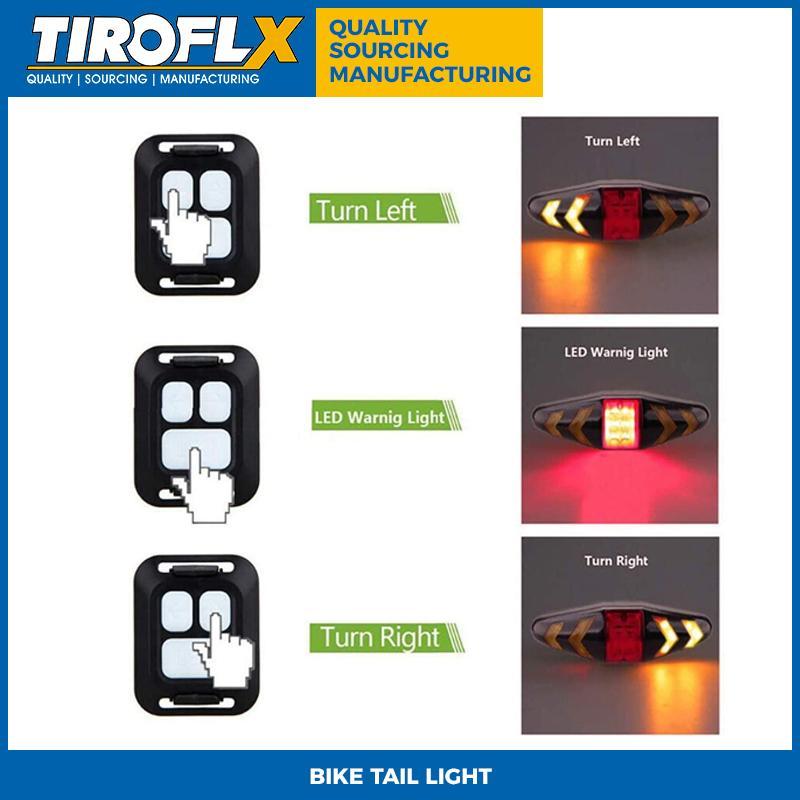 Tiroflx Tail Light 2