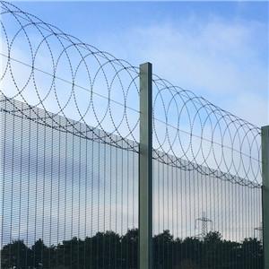 Concertina Wire   concertina wire border    military concertina wire    4