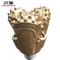 TCI tricone rock bit IADC 537 8 3/8 inch for drill water well