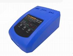 航模充電器TE3015 15W 1.2A 7.4V 11.1V 鋰電池簡易平衡充電器