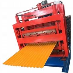 Three Layer Forming Machine