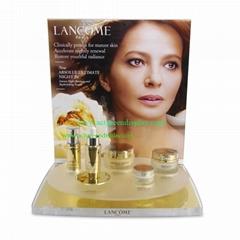 Luxury Clear Acrylic Holder   Skincare Display